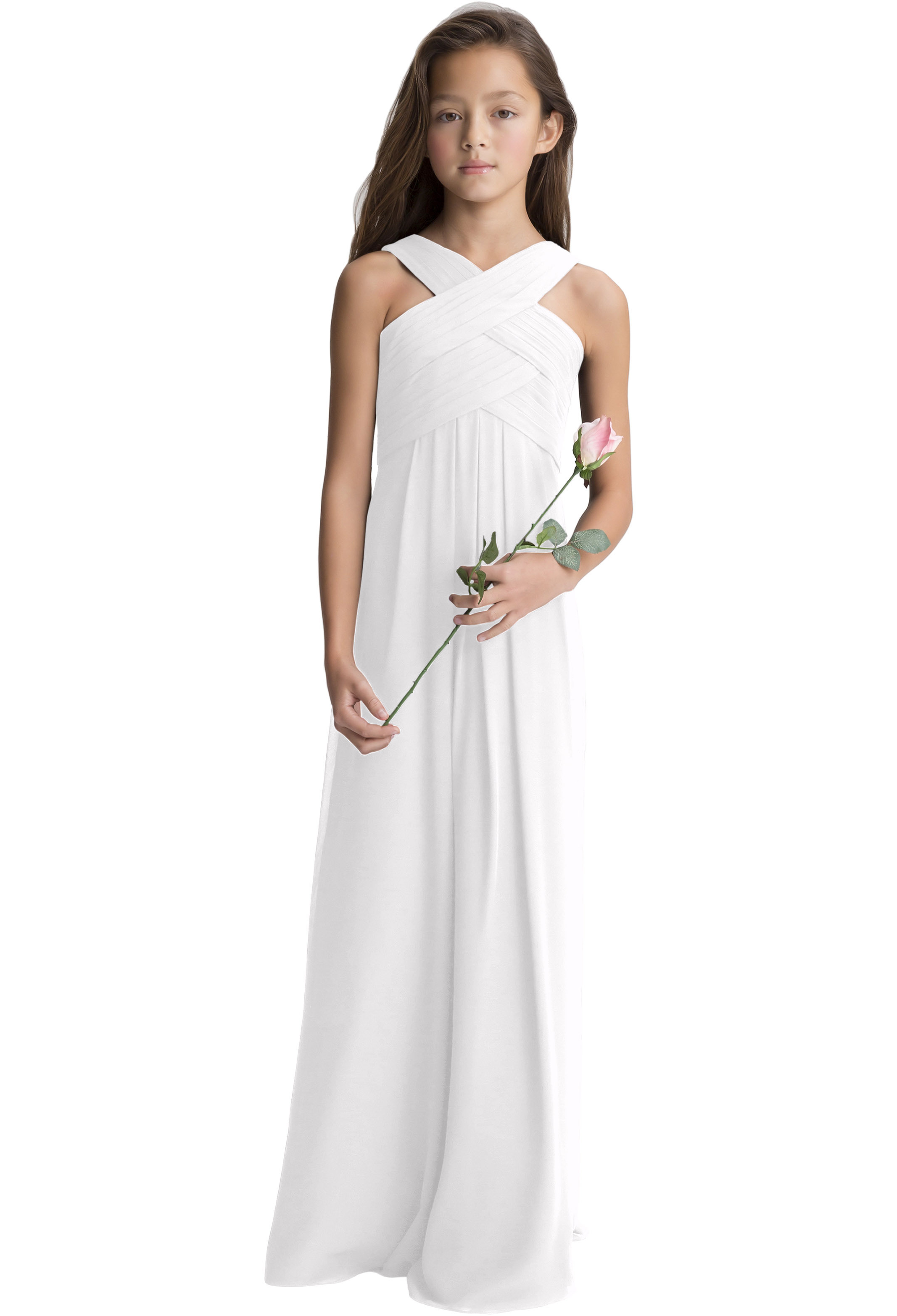 Bill Levkoff FROST ROSE    gown, $190.00 Front