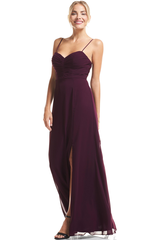 Bill Levkoff PISTACHIO Chiffon Sweetheart A-Line gown, $79.00 Lifestyle