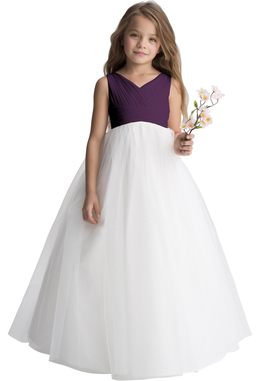 Bill Levkoff PLUM    gown, $190.00 Front