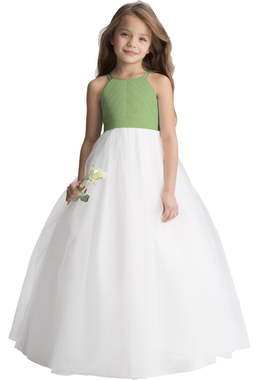 Bill Levkoff PISTACHIO    gown, $190.00 Front