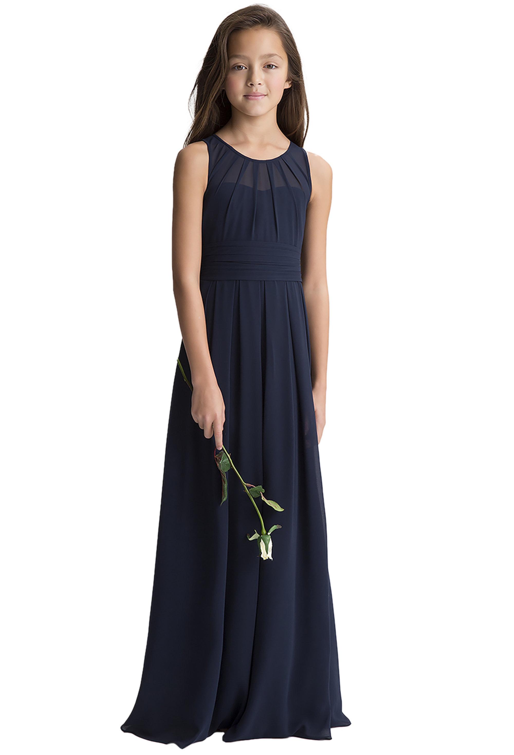 Bill Levkoff NAVY    gown, $190.00 Front