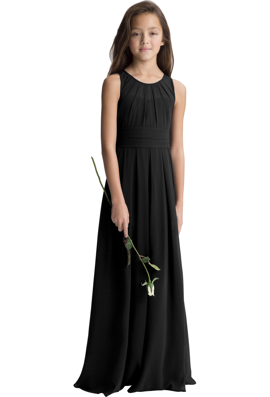 Bill Levkoff Black    gown, $190.00 Front