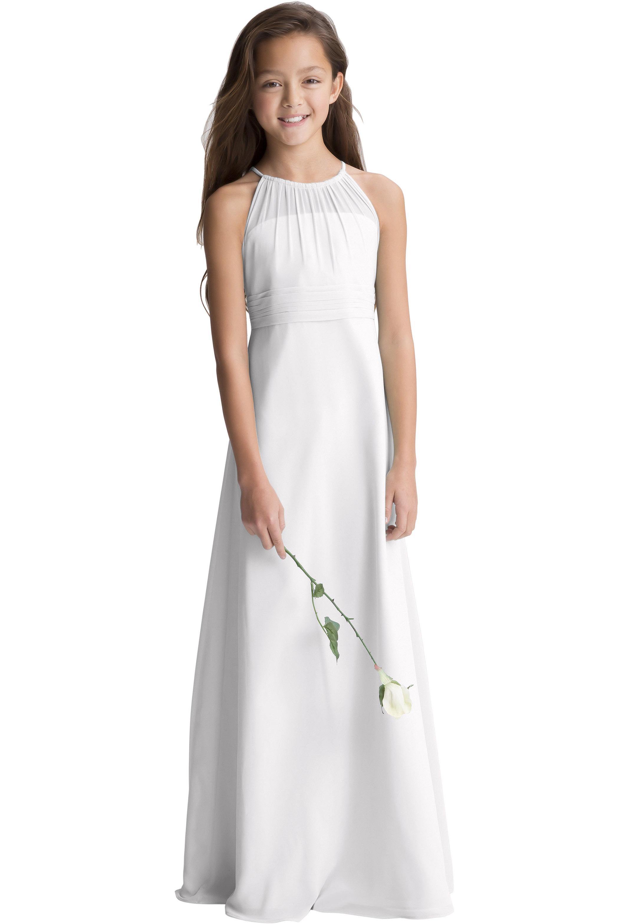 Bill Levkoff WHITE    gown, $190.00 Front